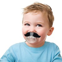 Mustachifier - How cute is this baby?!
