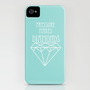 Pressure makes diamonds iPhone Case by lauraecono | Society6