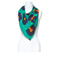 COLORED ANIMAL PATTERN SCARF - Scarves - Accessories - Woman - ZARA United States
