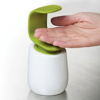 Joseph Joseph C-Pump Single-Handed Soap Dispenser