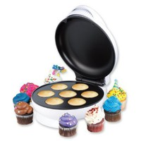 Smart Planet MCM-1 Mini Cupcake Maker: Kitchen & Dining
