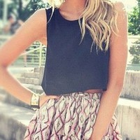 Crop Tops: Cropping Up Everywhere