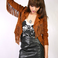 Fringed South West Jacket