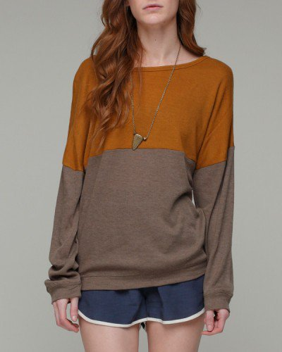 Color Block Fleece