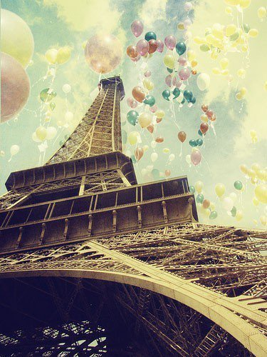 Paris Je t'aime / Paris Paris Paris on we heart it / visual bookmark #25221117