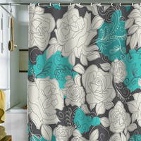 Khristian A Howell Rendezvous 3 Shower Curtain