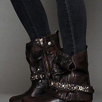 Feud  Addison Military Boot at Free People Clothing Boutique