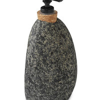 SEA STONE SOAP DISPENSER | Sea Stone, Liquid Soap | UncommonGoods