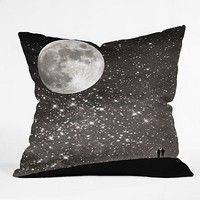 DENY Designs Shannon Clark Love Under the Stars Decorative Pillow