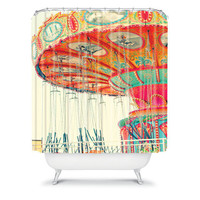 DENY Designs Home Accessories | Shannon Clark Swinging Shower Curtain