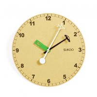 accessoryinlove — Original Eco-friendly Wooden Wall Clock