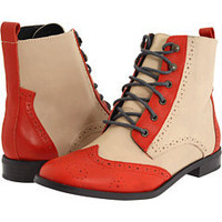Steve Madden 4 The Cool People Collette Red Multi - 6pm.com