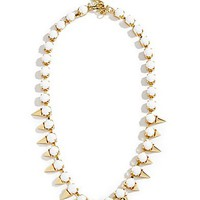 Stone Spike Necklace at Guess
