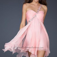 La Femme 16903 at Prom Dress Shop