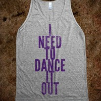 Dance It Out (tank) - Galaxy Cats - Skreened T-shirts, Organic Shirts, Hoodies, Kids Tees, Baby One-Pieces and Tote Bags