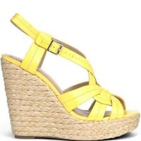 JustFab - La Brea - Yellow