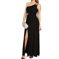 Kaleigh-Black Prom Dress