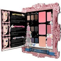 TOO FACED MAKE UP COLLECTION - In Your Dreams Makeup Palettes - Eyeshadow Kit+Blush+Lip Gloss- 15 Different Colors
