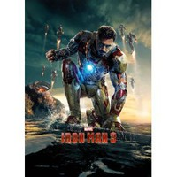 Iron Man 3 Movie Poster - (24 x 36)