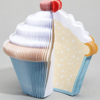 Cupcake Notepad