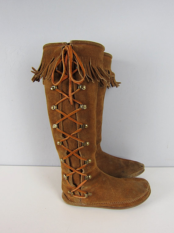 Moccasin Boots Pictures To Pin On Pinterest