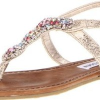 Steve Madden Jglare Thong (Little Kid/Big Kid): Shoes