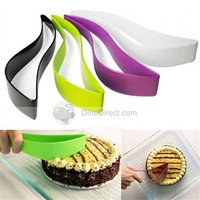Apache Multicolor Triangle Leaf-shaped Food Clip Cake Tongs Cake Server -  DinoDirect.com