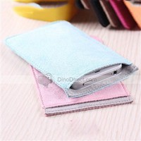 Neozeet Flannel bag for iPhone 4S 2pcs -  DinoDirect.com