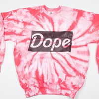 TULIP DOPE SWEAT | FOH Apparel
