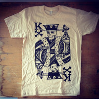 King of Bones on Natural size S