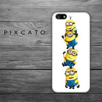 Despicable Me Minions - Iphone Case, Hard Plastic, FREE Shipping Worldwide