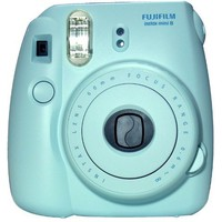 New Model Fuji Instax 8 Color Blue Fujifilm Instax Mini 8 Instant Camera