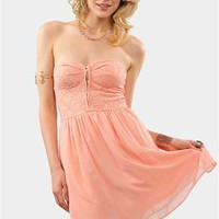 Freshen Up Dress - Pink