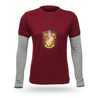 ThinkGeek :: Hermione's Gryffindor Long-Sleeve Shirt