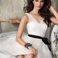 Short and Sweet Bridal Gowns