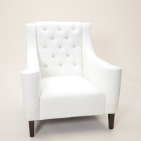 Arbin Button Armchair