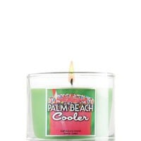 Palm Beach Cooler 1.3 oz. Mini Candle   - Slatkin & Co. - Bath & Body Works