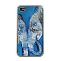 Elephant  iPhone Case 4/4S iPhone Cover 3G/3GS, iPod Touch 4G