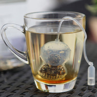 Deep Tea Diver Loose Tea Strainer