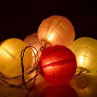 By Lantern String Lights | Mod Retro Vintage Decor Accessories | ModCloth.com