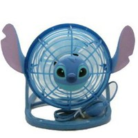 Amazon.com: Portable Desk Table USB Powered Fan - Disney Lilo & Stitch: Home & Kitchen