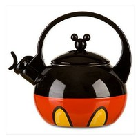 Disney Mickey Mouse Pants Tea Pot: Kitchen & Dining