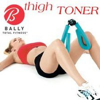 Bally Thigh Toner (Pink): Sports &amp; Outdoors