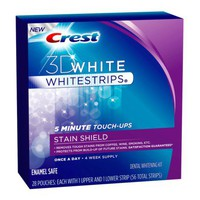Crest 3D White Stain Shield Whitestrips - 28 ct