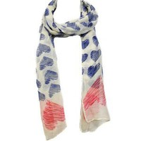 Amazon.com: Scribbled Heart Scarf: Everything Else