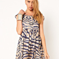 MARKET HQ | Pony Print Dress