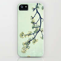Spring Forward iPhone Case by RDelean