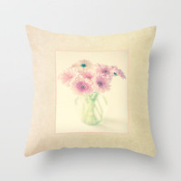 Freeze Frame Throw Pillow by secretgardenphotography [Nicola]