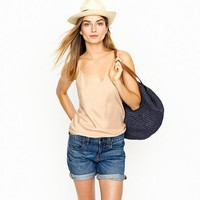 JCrew Cami Silk