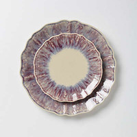 Anthropologie - Smoke Rings Dinner Plate